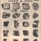 THE WHO ODDS AND SODS PROMO AD 1974