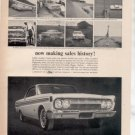 1964 MERCURY COMET VINTAGE CAR AD