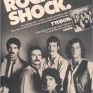 1979 TYCOON ROCK SHOCK POSTER TYPE AD
