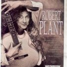 1994 ROBERT PLANT LED ZEPPELIN WASHBURN GUITAR AD