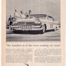 1957 PLYMOUTH FURY VINTAGE CAR AD