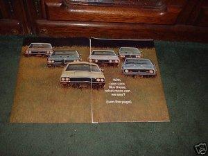 1968 PONTIAC GTO 442 GS CAMARO FIREBIRD CHEVELLE CAR AD