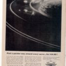 1962 1963 FORD GALAXIE VINTAGE CAR AD