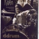 * KORN RAY LUZIER DDRUM DRUM AD