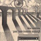 1973 VINTAGE SANSUI QRX-6500 5500 3500 3000 AD