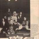 AEROSMITH TOYS IN THE ATTIC VINTAGE LP PROMO AD 1975
