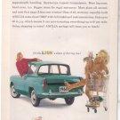 * 1960 FORD ANGLIA VINTAGE CAR AD