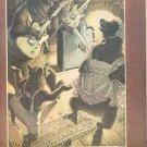 FENDER STRATOCASTER GOLDILOCKS 3 BEARS PROMO AD 1975