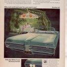 1967 PONTIAC GRAND PRIX VINTAGE CAR AD