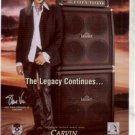 STEVE VAI LEGACY CARVIN AMPLIFIER AD
