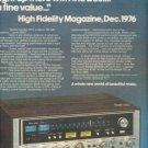 1976 SANSUI 7070 RECEIVER AD