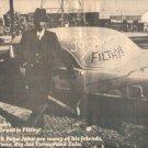 PAPA JOHN CREACH`S FILTHY PROMO AD 1973