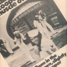 ALICE COOPER MUSCLE OF LOVE PROMO AD 1973