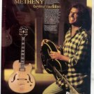 IBANEZ PM100NT GUITAR AD PAT METHENY 1996