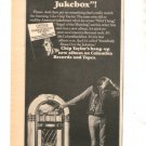 1976 CHIP TAYLOR SOMEBODY SHOOT OUT THE PROMO AD