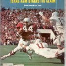 1975 SPORTS ILLUSTRATED TEXAS A&M BUBBA BEAN