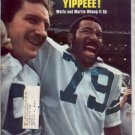 * 1978 SPORTS ILLUSTRATED WHITE MARTIN DALLAS SUPERBOWL