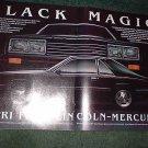 1980 MERCURY CAPRI CAR AD
