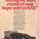 1974 CRAIG POWERPLAY 3139 CAR STEREO AD