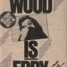 * 1974 ROY WOOD EDDY & THE FALCONS PROMO AD