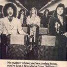 1978 JOURNEY INFINITY POSTER TYPE AD