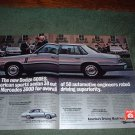 1983 DODGE 600ES 600 ES CAR AD 2-PAGE