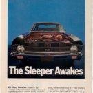 1969 CHEVY CHEVROLET NOVA SS AD