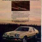 1976 OLDSMOBILE STARFIRE GT VINTAGE CAR AD