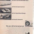 1966 HURST SHIFTER VINTAGE CAR AD