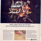 1966 PLYMOUTH BELVEDERE VINTAGE CAR AD