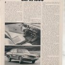 1970 1971 CAPRI 1600 VINTAGE ROAD TEST AD