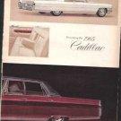 * 1965 CADILLAC PHOTO PRINT AD 2-PAGE