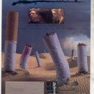 * 1993 DAMN THE MACHINE PROMO AD