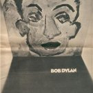1970 BOB DYLAN SELF PORTRAIT POSTER TYPE  AD