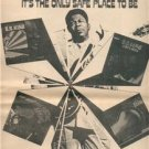 1970 BB KING EXPLOSION POSTER TYPE  AD