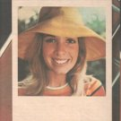 * 1976 POLAROID SX-70 SX70 CAMERA PHOTO PRINT AD