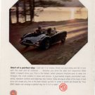 1960 MG MGA 1600 VINTAGE CAR AD