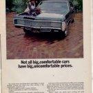 1969 1970 CHEVY CAPRICE OJ SIMPSON NARQUERITE CAR AD