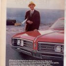 * 1968 BUICK WILDCAT PHOTO PRINT AD 2-PAGE