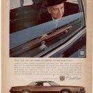 * 1968 CADILLAC FLEETWOOD ELDORADO PHOTO PRINT AD