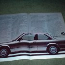 1983 1984 BMW 318i 318 i car ad
