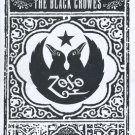 LED ZEPPELIN JIMMY PAGE BLACK CROWS CONCERT TOUR PROGRAM MINT