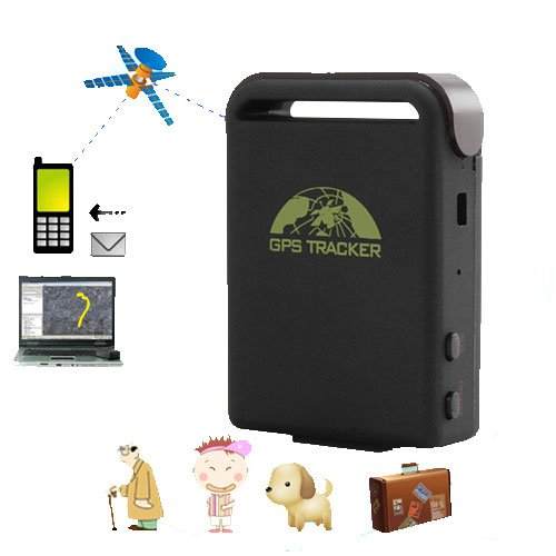 GSM GPRS SMS GPS Tracker Tracking System, Supports SOS and Remote Monitor
