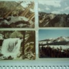 Amateur Photographer 35mm Prints 10 California Sierra Mountains