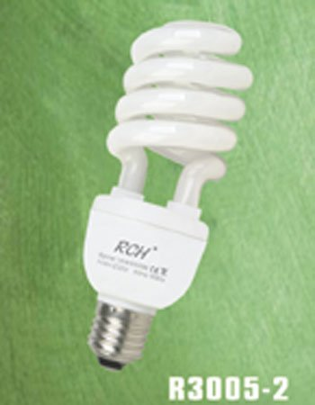 Spiral Energy Saving Lamp (RCHS-13W)