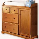 Nursery Baby Changing Dresser  Woodworking Plans, Design# CHDR1