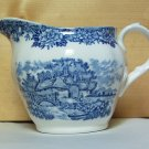 Vintage English Village Creamer Salem China Co. Staffordshire