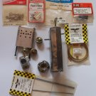 Vintage RC Remote Control Airplane Parts Accessories Lot NOS & Used