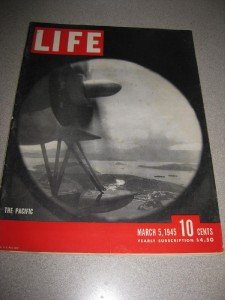 Life Magazine March 5 1945 The Pacific Iwo Jima