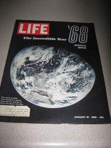 Life Magazine January 10, 1969 Incredible Year 1968